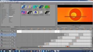 Как сделать Интро с Нуля?| Sony Vegas Pro 10 | Урок #2