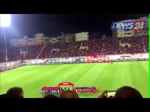 Ndeshja Shqipëri-Itali, himbi kombëtar i ngre tifozët në këmbë