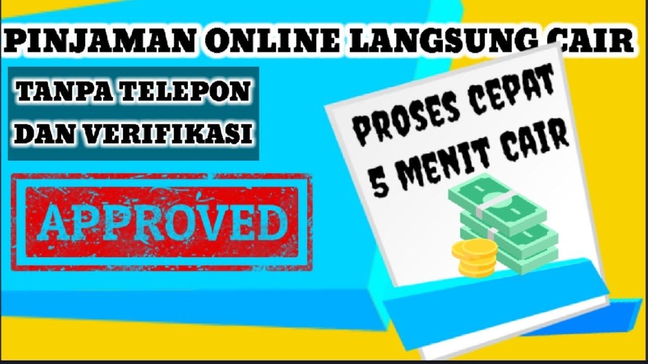 Pinjaman Online Langsung Cair Aplikasi Pinjaman Online Cepat