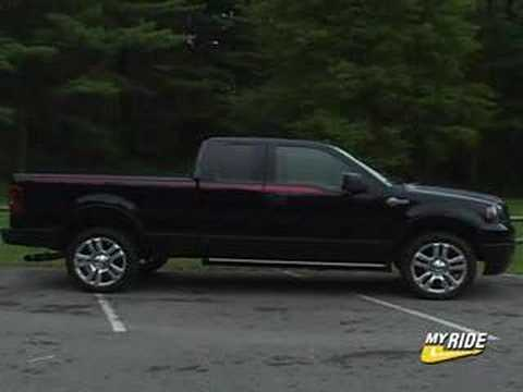 Review 2006 Ford F 150 Harley Davidson Myride On Autobytel