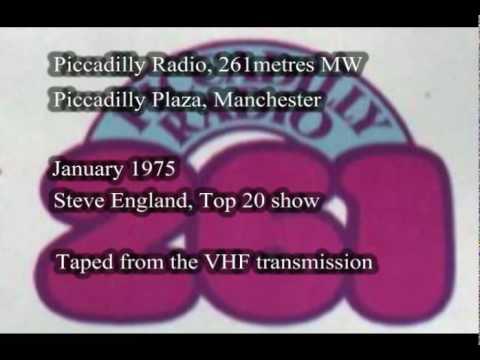 Piccadilly Radio 261 - Manchester, Jan 1975 (#1)