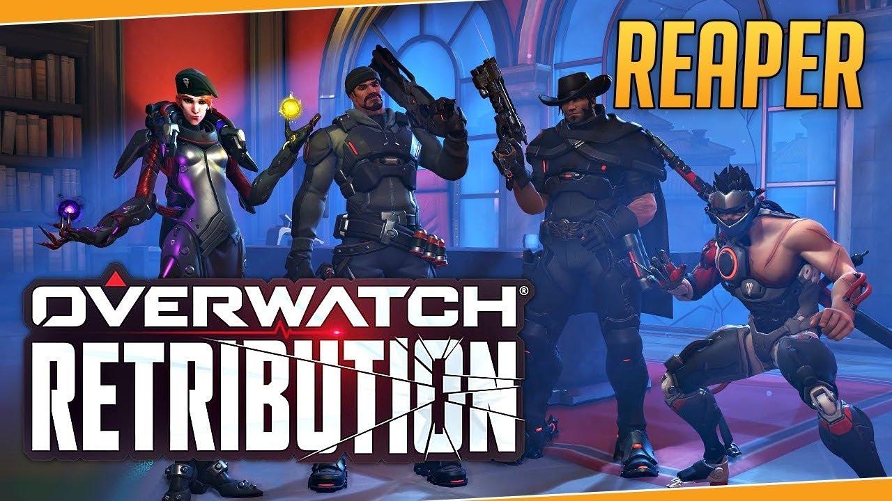 Overwatch Retribution Koop-Event angespielt [REAPER Gameplay]