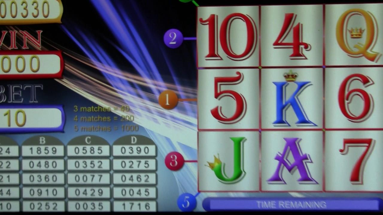 Math slots