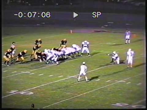 JH ROSE 1995 Football