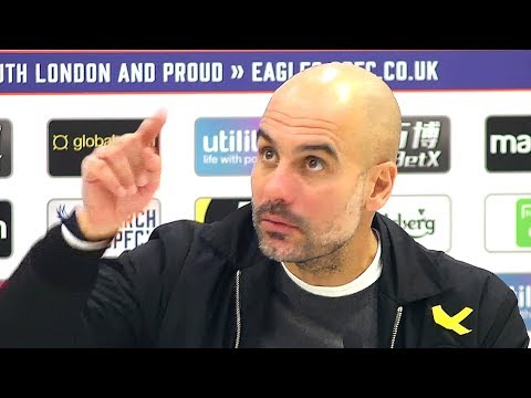 Pep Guardiola Full Pre-Match Press Conference - Manchester City v Watford - Premier League