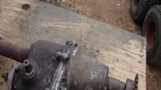 homemade dump truck repair.wmv