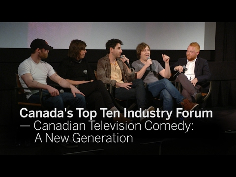 Canadian Television Comedy: A New Generation | Canada's Top Ten Film Festival