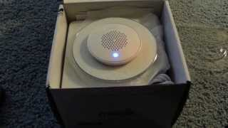 Kohler Moxie showerhead unboxing and demonstration