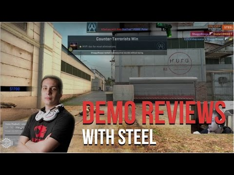 Demo reviews with Steel CLG vs NIP