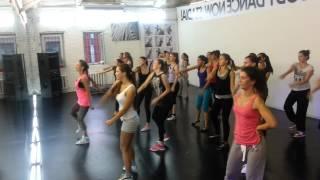 Stadia open class Go-Go Maria Savvina 11/09/12