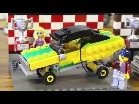 Lego Car Show