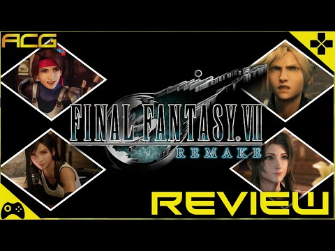 """Final Fantasy 7 Remake Review """"Buy, Wait For Sale, Rent, Never Touch?"""" Code By S/E"""