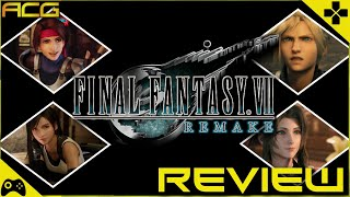 Final Fantasy 7 Remake Review …