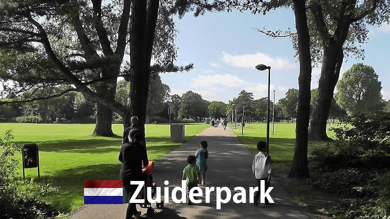 Holland zuiderpark city park in the hague hd youtube - Campsites in holland with swimming pool ...