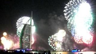 Réveillon 2009-2010 - Dubai