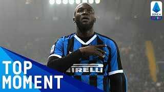 Lukaku Chases Down Capocannoniere With His 16th Goal Udinese 0 2 Inter Top Moment Serie A TIM