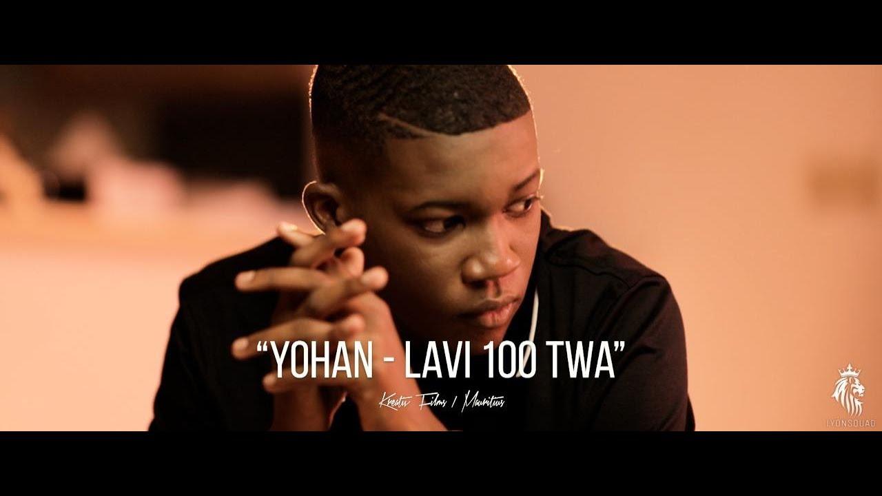 Download Yohan x Dj Wayn - Lavi 100 Twa [Clip Officiel]