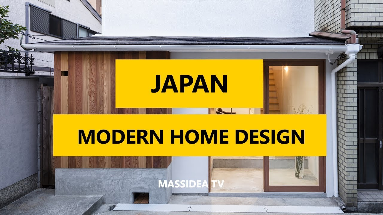 50+ Amazing Modern Japan Home Design Ideas 2018 - YouTube