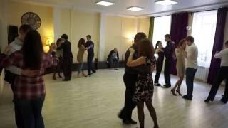 TangoEx 2.1: спонтанное обучение женщин (танго-эксперимент)