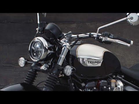 2018 New Triumph- Bonneville Speedmaster