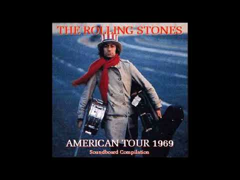 THE ROLLING STONES - SOUNDBOARD COMPILATION AMERICAN TOUR 1969