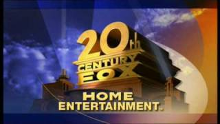 Скачать 20th Century Fox Home Entertainment Ident Second Version