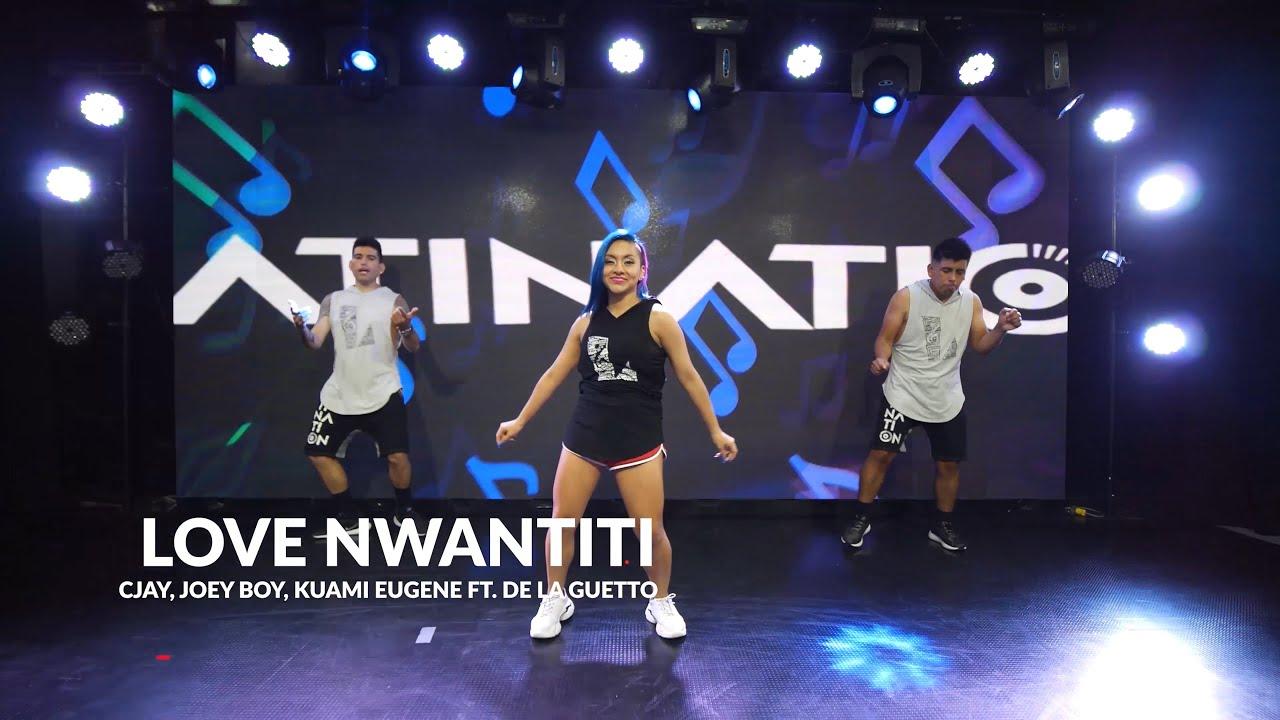Love Nwantiti - Ckay - feat de la Getto - LATINATION®️