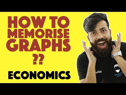 How to Memorise Graphs ??? Pro-TIps for Economics Class 12th #teamcommercebaba