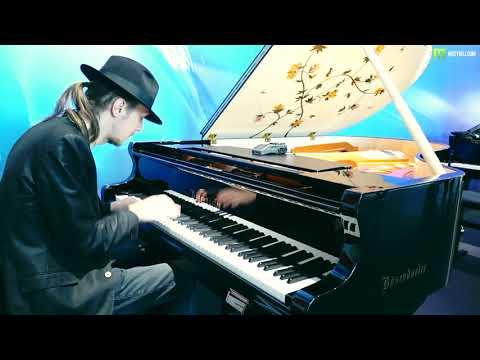 Nagrania dla muzykuj.com – Boesendorfer Butterfly  – musikmesse 2018 gra: Kamil Barański www.muzykuj.com