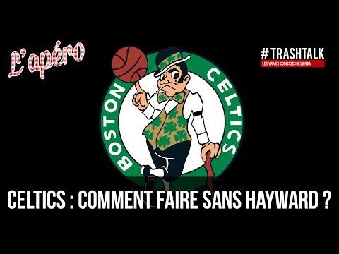 Celtics : comment faire sans Hayward ?