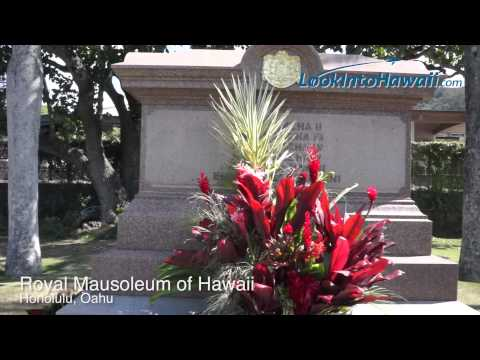 Royal Mausoleum of Hawaii (Honolulu, Oahu) - LookIntoHawaii.com