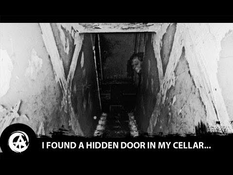 I Found A Hidden Door In My Cellar And I Think Ive Made A Big