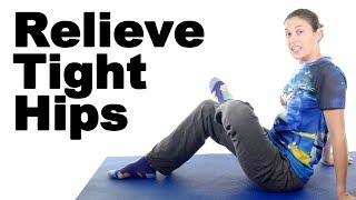 7 Tight Hip Stretches - Ask Doctor Jo