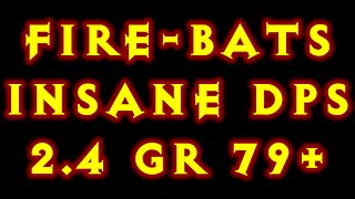 Video Diablo 3 Fire Bats! Gr 79+ Witch Doctor Build 2.4 ! download MP3, 3GP, MP4, WEBM, AVI, FLV April 2018