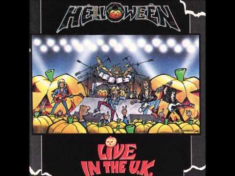 Helloween - Live In The U.K