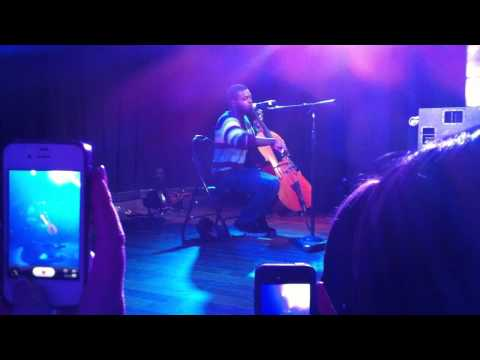 Avi Kaplan sings two tones at once AND Kevin Olusola's amazing live cello beatbox