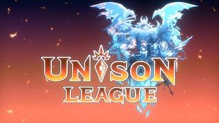 新感覚リアルタイムRPG『ユニゾンリーグ』オープニングアニメ thumbnail