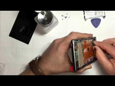 Display Austausch Sony Xperia Z1