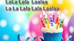 Birth Day song Unni Krishnan