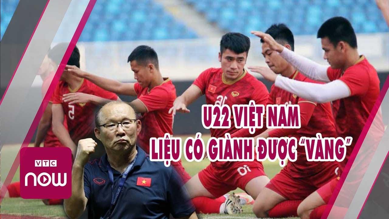Kết quả bóng đá Seagame 30 như nào ? Thầy Park & U22 Việt Nam sẽ dành Huy chương vàng I Tin bóng