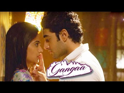 Image result for Sagar and Ganga to CONSUMMATE in TV's Gangaa