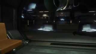 Alien Isolation Club 3D r9 280x 3 GB DDR5 movie 2