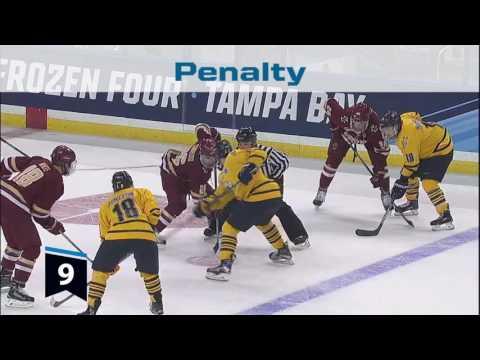 2016-17 NCAA ice hockey rules