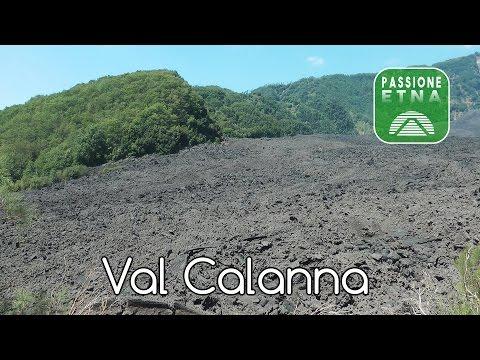 Etna -  Val Calanna