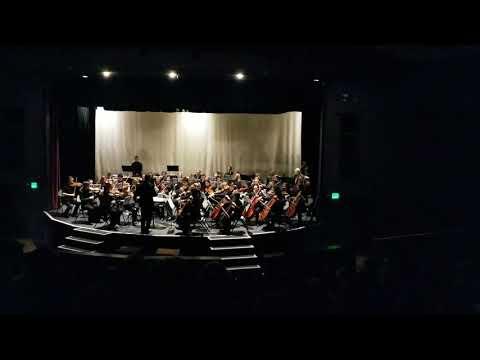 Dvořák, Symphony No. 9, I. Adagio — Allegro molto by Youth Symphony