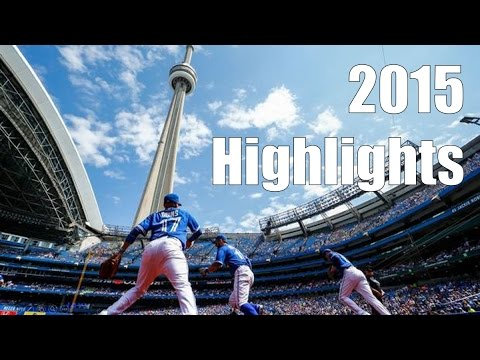 The Toronto Blue Jays - 2015 Full Season Highlights - Blue Jays Boys of Summer