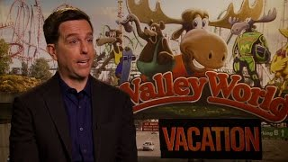 'Vacation': Ed Helms and Christina Applegate Talk Griswald Family History