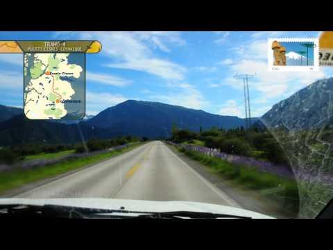 Ruta 7: Carretera Austral Tramo 4 Puerto Cisnes - Coyhaique