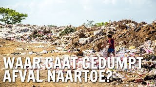 Waar gaat gedumpt afval naartoe? | De Buitendienst over Afval