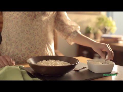 Thermomix ® TM5: Risotto mit Parmesan